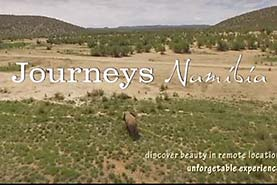 Journey's Namibia Video of Portfolio Lodges
