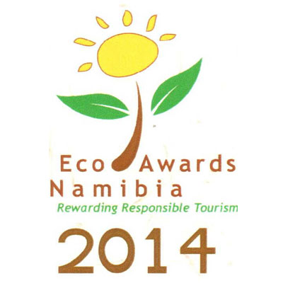 Desert Breeze Eco Flower Award