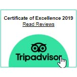 Desert Breeze Tripadvisor Award 2016