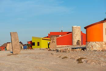Desert Breeze colorful Bungalows